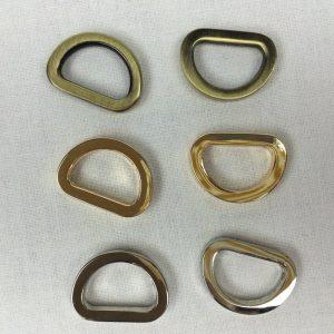 Metal D-Ring