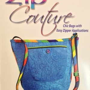 Zip Couture Book
