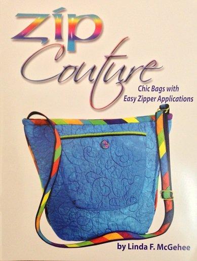 Zip Couture Book