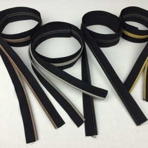 Bracelet Zipper Kit - Metals