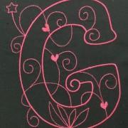 Enchanted monograms