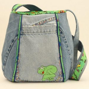 pocket pouch jumpin frog